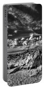 Manorbier Rocks Too Mono Portable Battery Charger