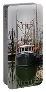 Many Fish Boats Portable Battery Charger