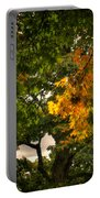 Maple In Oak Grove Portable Battery Charger