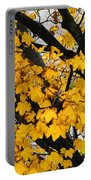 Maple Tree Panorama Portable Battery Charger