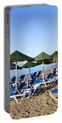 Marbella Beach And Sea Portable Battery Charger