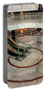 Marble Staircases Portable Battery Charger