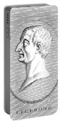 Marcus Tullius Cicero Portable Battery Charger
