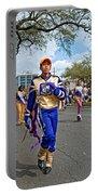 Mardi Gras Struttin' Portable Battery Charger