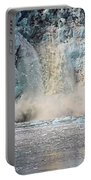 Margerie Glacier Calving Portable Battery Charger