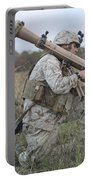 Marines Conduct A Simulated Attack Portable Battery Charger by Stocktrek Images