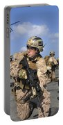 Marines Position Themselves Portable Battery Charger