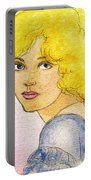 Marion Davies Portable Battery Charger