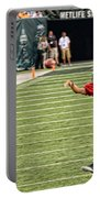 Mark Sanchez Ny Jets Quarterback Portable Battery Charger
