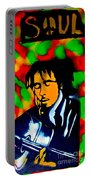 Marley Rasta Guitar Portable Battery Charger