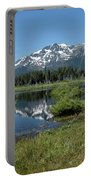 marsh Flowing to Lake Tahoe Portable Battery Charger