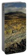 Marsh On The Landscape, Connemara Portable Battery Charger