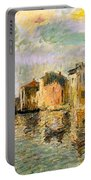 Martigues In The South Of France Portable Battery Charger