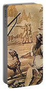 Mary Read And Anne Bonny, 18th Century Portable Battery Charger