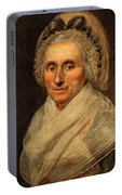 Mary Washington - First Lady  Portable Battery Charger