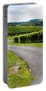 Maryland Vineyard Panorama Portable Battery Charger