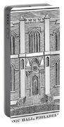 Masonic Hall, C1830 Portable Battery Charger