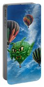 Mass Hot Air Balloon Launch Portable Battery Charger