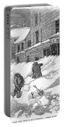 Massachusetts: Blizzard Portable Battery Charger