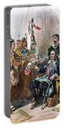 Massasoit & Carver, 1620 Portable Battery Charger
