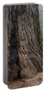 Massive Redwood And Fog Portable Battery Charger