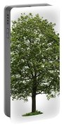 Mature Maple Tree Portable Battery Charger