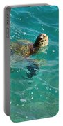 Maui Sea Turtle Portable Battery Charger