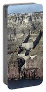Mavromatis Pumice Quarry With Pier Portable Battery Charger
