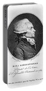 Maximilien Robespierre Portable Battery Charger