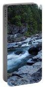 Mcdonald River Glacier National Park - 3 Portable Battery Charger