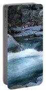 Mcdonald River Glacier National Park - 4 Portable Battery Charger