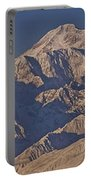 Mckinley Sunset In Panoramic Portable Battery Charger