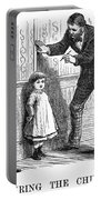 Measuring Children, 1876 Portable Battery Charger