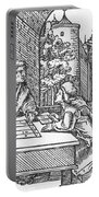 Medieval Arithmetic Portable Battery Charger