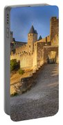 Medieval Carcassonne Portable Battery Charger