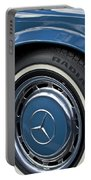 Mercedes-benz Wheel Rim Portable Battery Charger