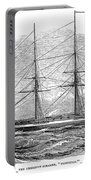 Merchant Steamship, 1844 Portable Battery Charger