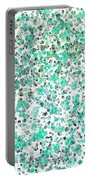 Mermaid Dreams Abstract Portable Battery Charger