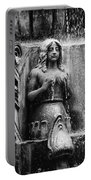 Mermaid Fountain Portable Battery Charger