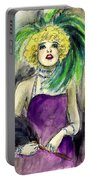 Merry Widow Portable Battery Charger
