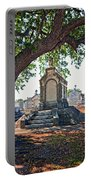 Metairie Cemetery Portable Battery Charger