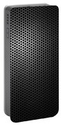 Metal Grating Portable Battery Charger