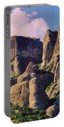 Meteora Greece Portable Battery Charger