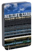 Metlife Stadium Portable Battery Charger