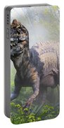 Metriacanthosaurus Portable Battery Charger