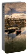 Mevagissy Harbour Portable Battery Charger