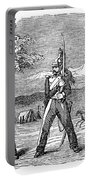 Mexican American War, 1846 Portable Battery Charger