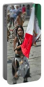 Mexican Heritage Portable Battery Charger