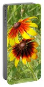 Mexican Sunflowers 2 Portable Battery Charger