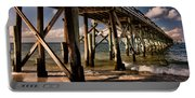 Mexico Beach Pier Portable Battery Charger